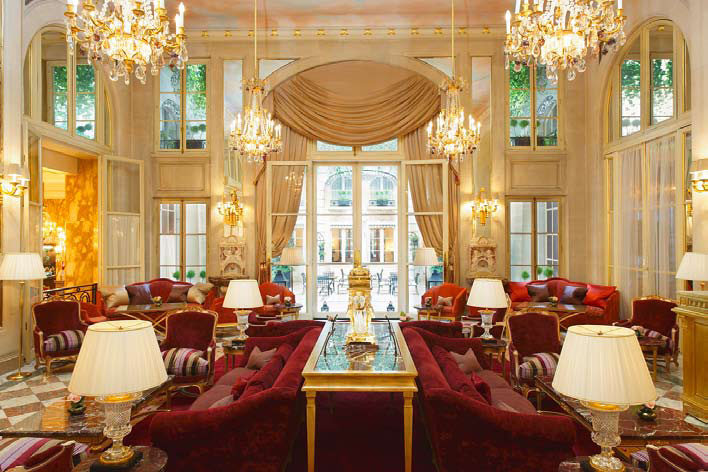 Hotel Montpensier Paris
