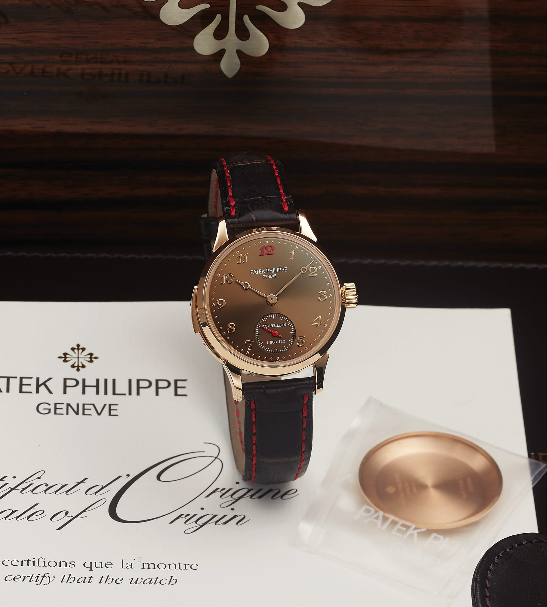 Antiquorum – Important Modern and Vintage Timepieces