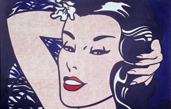 lichtenstein - Little Aloha, 1962