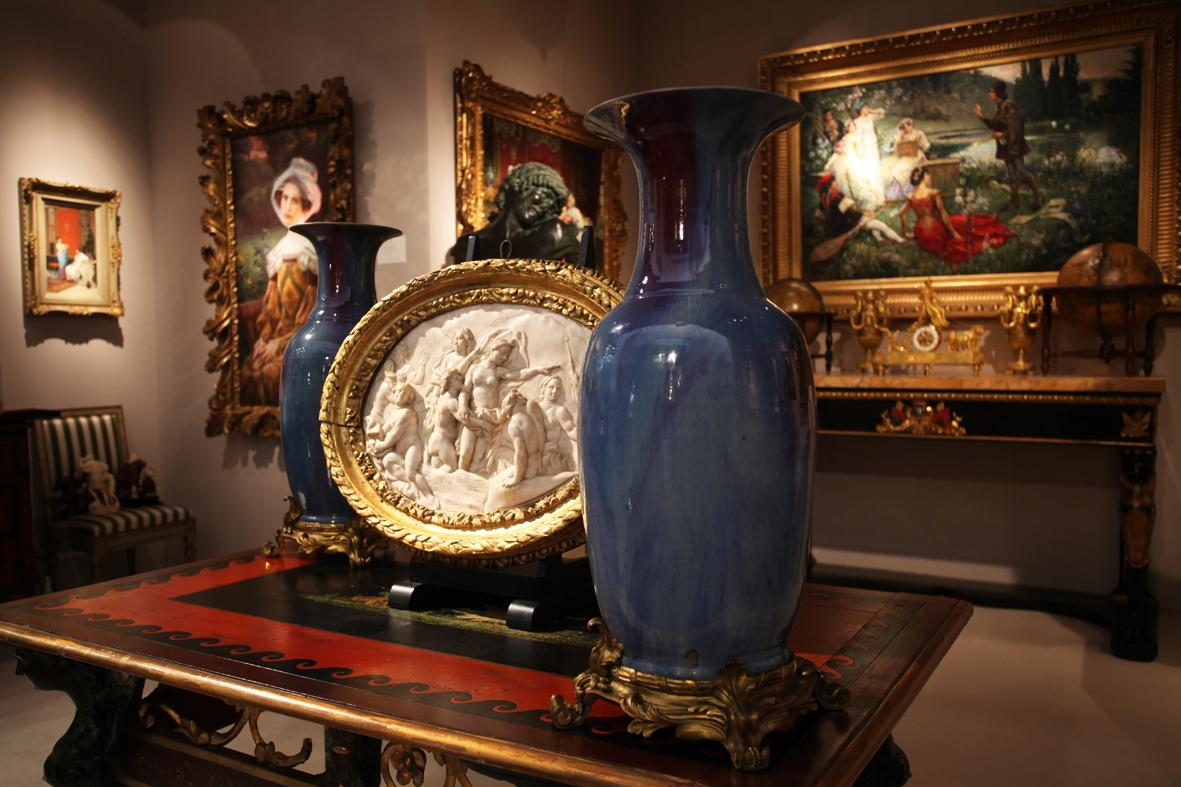 Biennale internazionale di antiquariato di roma 2014 for Antiquariato venezia