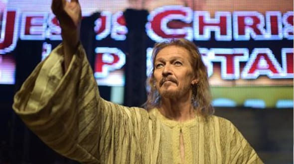 Ted-Neeley in Jesus Christ Superstar