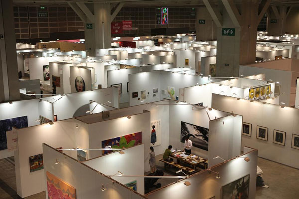 Arte Fiera Shanghai Contemporary
