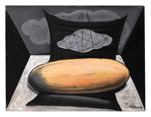 MAN RAY MUCH ADO ABOUT NOTHING (THE SQUASH)
