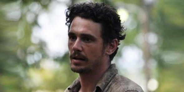 Sound and the Fury, James Franco