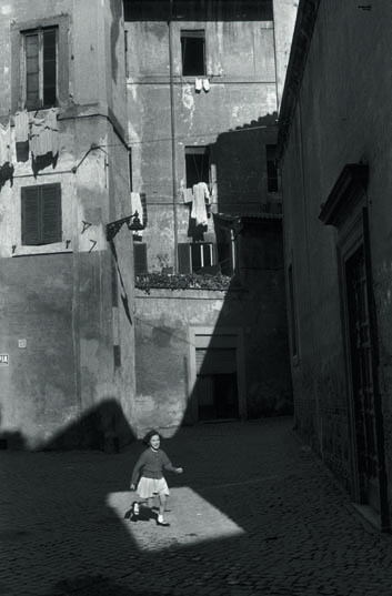 Roma, 1959. © Henri Cartier-Bresson/Magnum Photos-Courtesy Fondation HCB