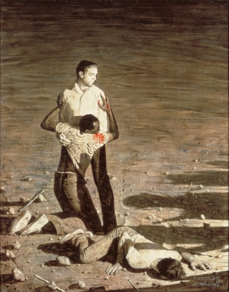 Norman-Rockwell-Murder in Mississippi