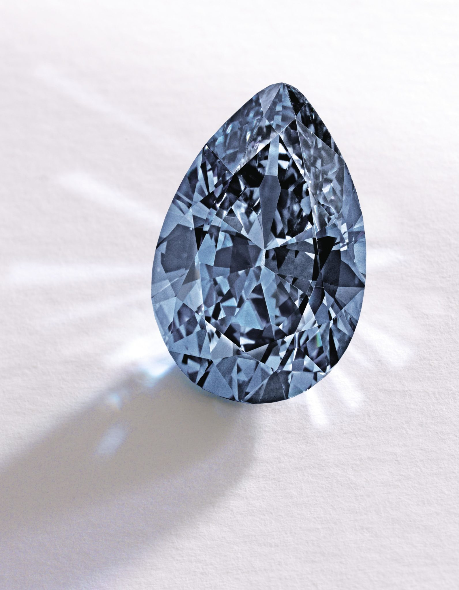 Fancy Vivid Blue Diamond