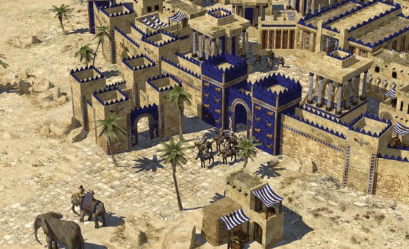 Did Cyrus The Great Build A Wall