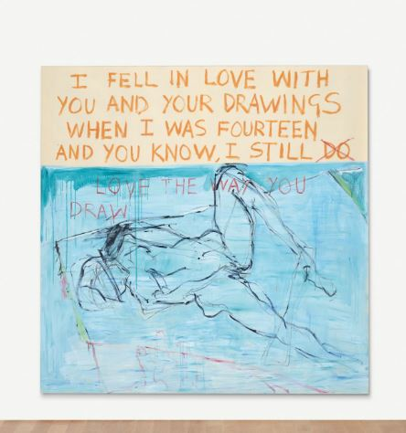 "Tracey Emin ""Exorcism of the Last Painting I Ever Made"""