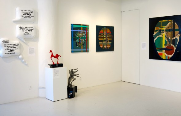 The energy of emotion by Clen Gallery, panoramic view I