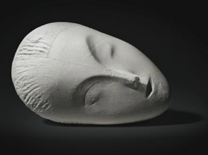 Constantin Brancusi (1867-1957) , La muse endormie I, Plaster Original marble version carved in 1909-1910; this plaster version executed by 1912 (estimate: $8 -12million) –