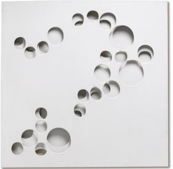 PAOLO SCHEGGI INTERSUPERFICIE CURVA BIANCA Estimate   400,000 — 600,000 Lot Sold   1,623,000 EUR