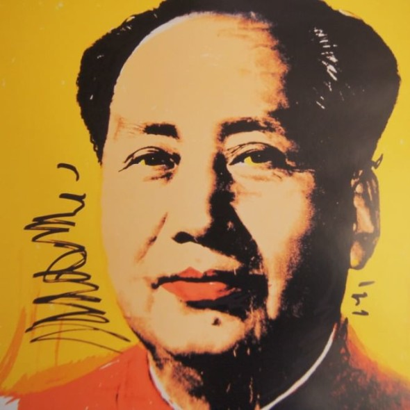 Andy Warhol - Chairman Mao