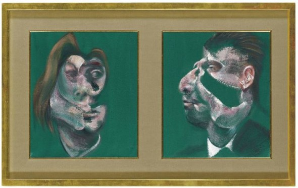 ArtsLife, FRANCIS BACON (1909-1992) STUDY FOR HEAD OF ISABEL RAWSTHORNE AND EST. £8,000,000 - £12,000,000 ($12,504,000 - $18,756,000)