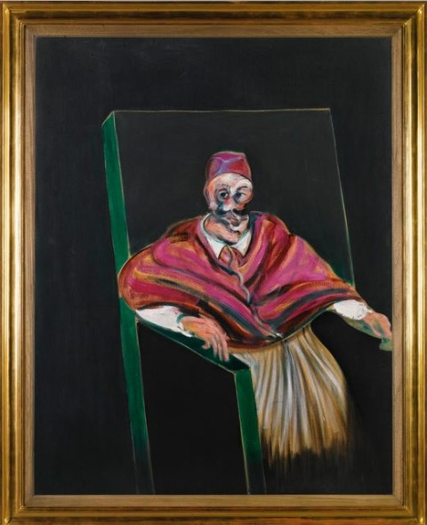 ArtsLife, PROPERTY FROM AN IMPORTANT EUROPEAN COLLECTION Francis Bacon STUDY FOR A POPE I Estimate   25,000,000 — 35,000,000  GBP