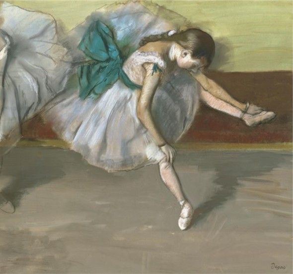 Edgar Degas DANSEUSE AU REPOS Estimate   Estimate Upon Request    LOT SOLD. 37,042,500 USD