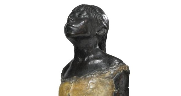 THE PROPERTY OF A DISTINGUISHED PRIVATE COLLECTION Edgar Degas PETITE DANSEUSE DE QUATORZE ANS Estimate       10,000,000 — 15,000,000  GBP 15,309,000 - 22,963,500USD