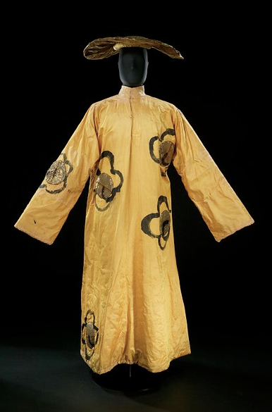 Costume for a Mandarin, designed by Matisse