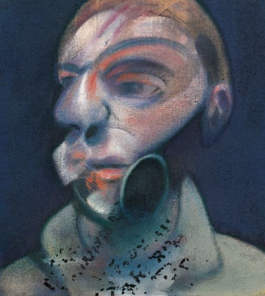 ArtsLife, FIGURE AND FORM: WORKS FROM AN IMPORTANT PRIVATE COLLECTION Francis Bacon SELF-PORTRAIT Estimate   10,000,000 — 15,000,000  GBP