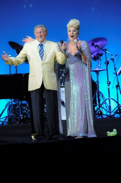 Tony Bennett & Lady Gaga Umbria Jazz
