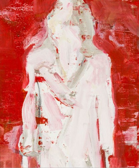 Paolo Maggis, A ghost of my mother, 2015