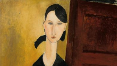 Amedeo Modigliani Portrait de Paulette Jourdain Circa 1919  Estimate $25/35 million  Masterworks: 4 November