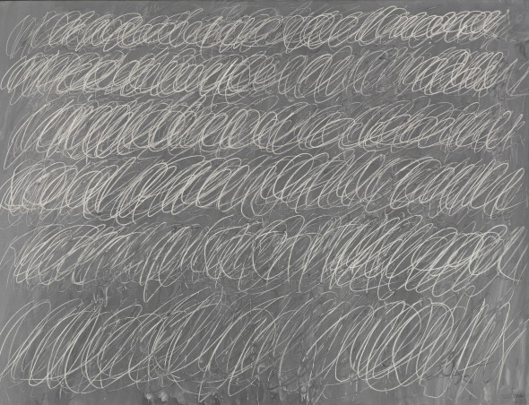 Cy Twombly, Untitled, 1968 [New York City]