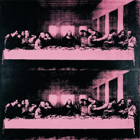 The Last Supperm, Andy Warho