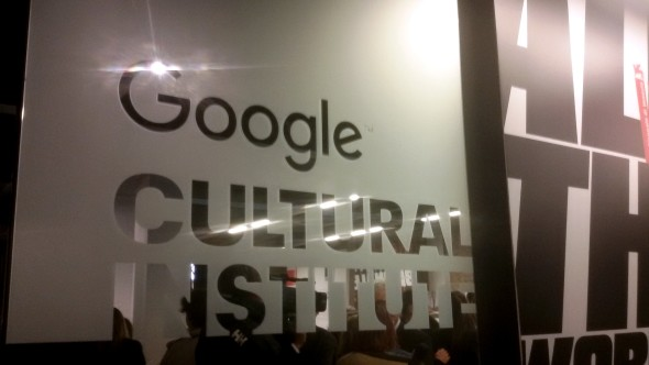 Google Culturale Institute / Biennale 2015