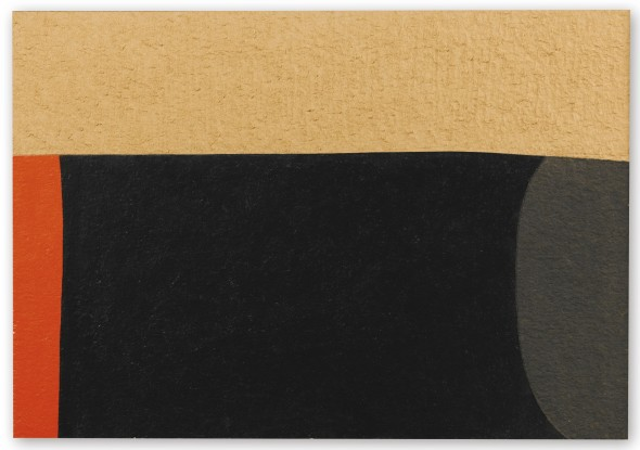 Alberto Burri CELLOTEX SIGNED AND DATED 80 ON THE REVERSE, ACRYLIC AND VYNAVIL ON CELLOTEX Estimate   150,000 — 200,000  EUR