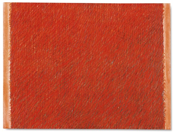 Piero Dorazio VERONICA I SIGNED AND TITLED ON THE REVERSE, OIL ON CANVAS. EXECUTED IN 1959 Estimate   50,000 — 70,000  EUR