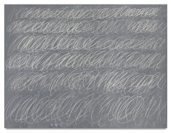 LOT 18 CY TWOMBLY UNTITLED (NEW YORK CITY) Estimate   Estimate Upon Request  PRICE REALIZED
