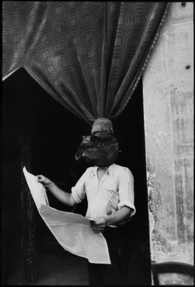 Henri Cartier-Bresson, Livorno, 1933 © Fondation Henri Cartier-Bresson, Paris / Magnum Photos