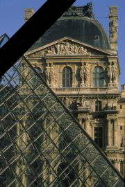 Louvre a lutto