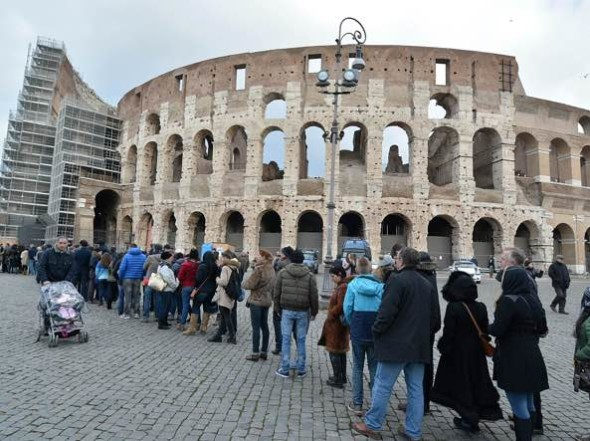 code colosseo