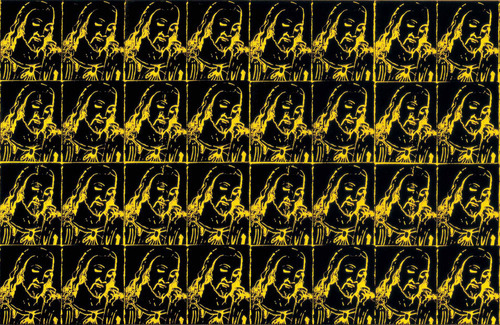 Warhol The Last Supper (Christ 112 Times), 1986