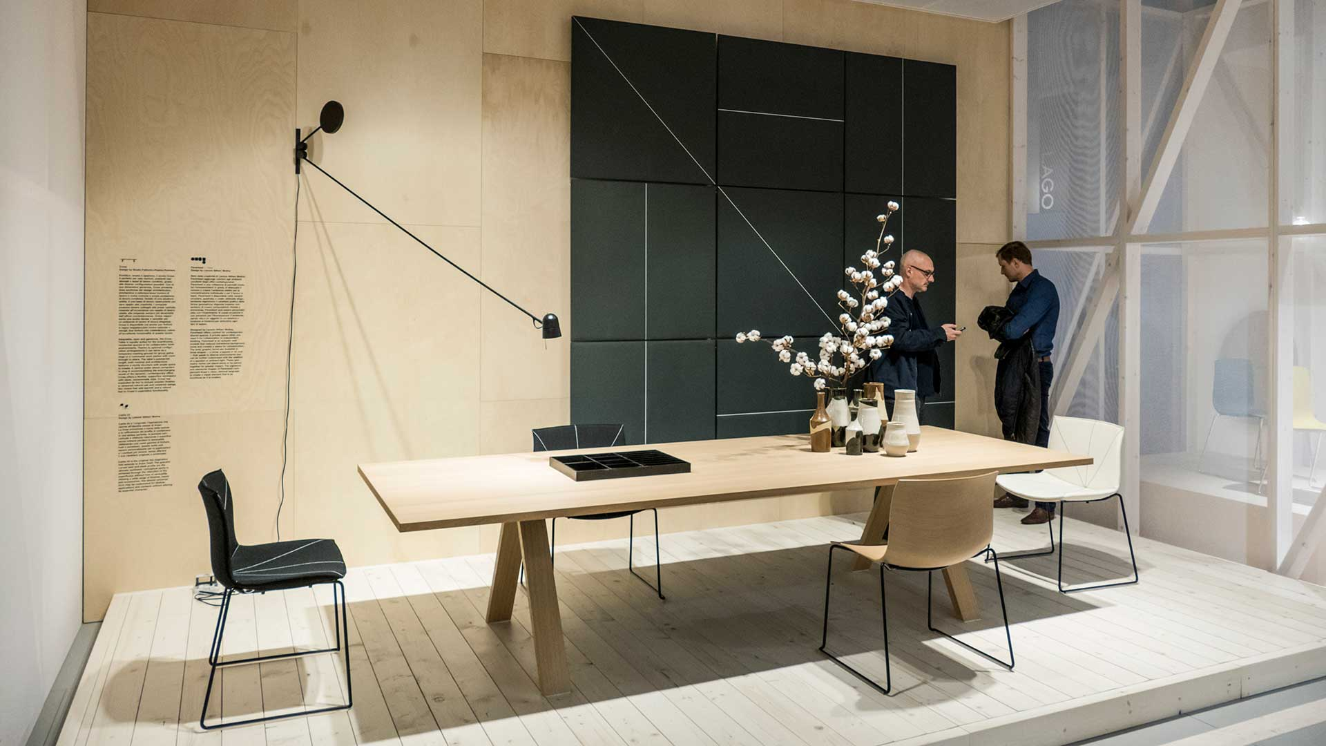 Salone del mobile 2016 la primavera milanese all 39 insegna for Fiera del mobile 2016 milano