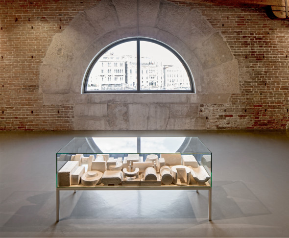 Absalon, Proposition d'objets quotidiens, 1990 Pinault Collection Courtesy the artist and Galerie Chantal Crousel, Paris Installation view at Punta della Dogana, 2016 © Palazzo Grassi, ph: Fulvio Orsenigo