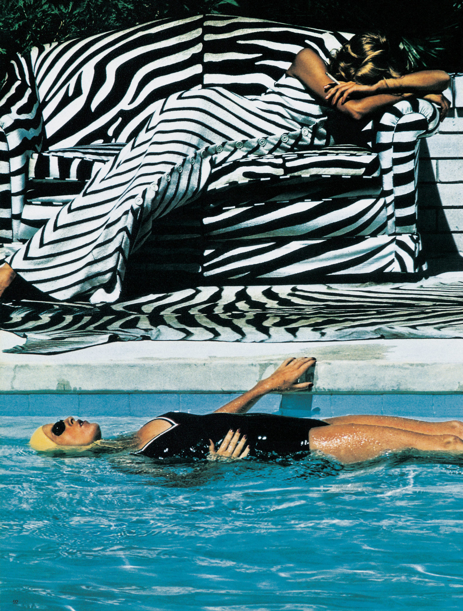helmut newton From 17 june to 4 september 2016 foam is completely devoted to the legendary and influential photographer helmut newton the retrospective includes more than 200.