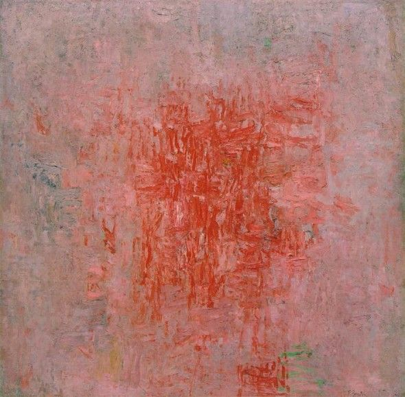 Philip Guston, Zone (1953-54)