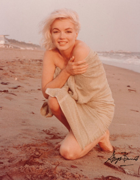 Extraordinary Private Collection Of Marilyn Monroe Photographs At Heritage