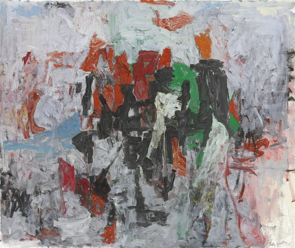 Philip Guston, Untitled