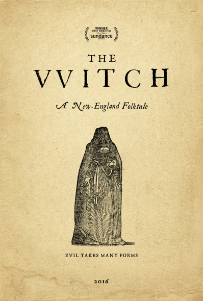 the VVitch - the witch