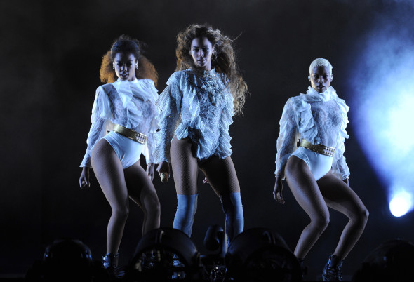 TAMPA, FLORIDA - APRIL 29: Beyonce performs during the Formation World Tour at Raymond James Stadium on Friday, April 29, 2016, in Tampa, Florida. (Photo by Frank Micelotta/Parkwood Entertainment)