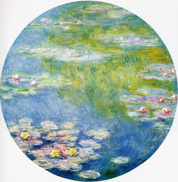 C.Monet, Ninfee, 1908, Dallas Museum of Art
