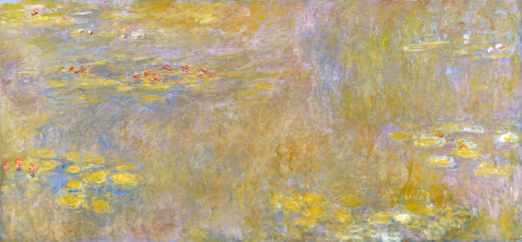 C.Monet, Ninfee, 1920, National Gallery, Londra