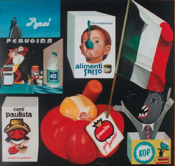 Fomez Pop Art Italiana Palermo