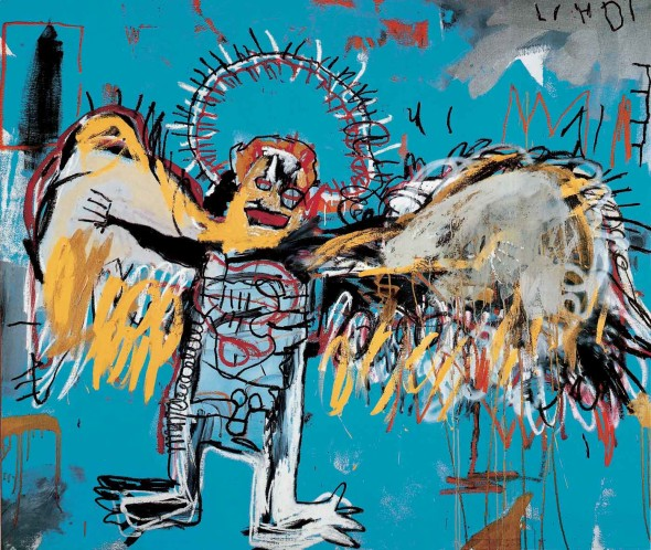 J.M. Basquiat, Fallen Angel
