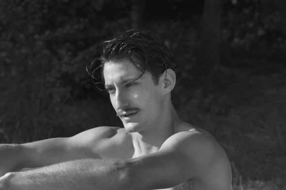 "Pierre Niney in ""Frantz"", François Ozon"