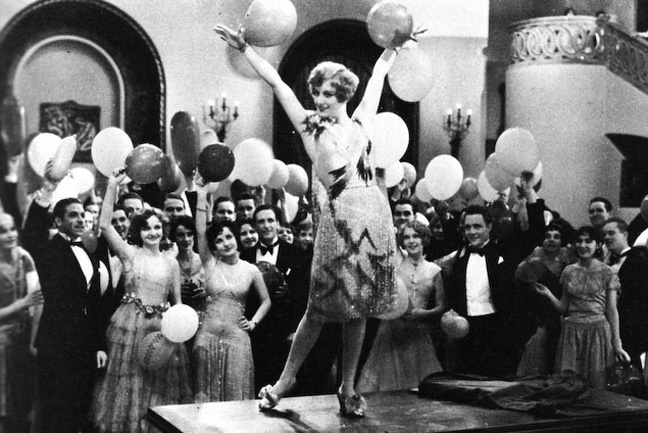 A Gold Film From A Golden Age Our Dancing Daughters